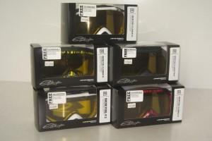 Goggle各種