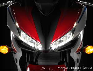 CBR400R / CBR400R ABS
