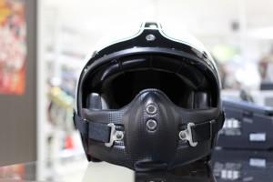 ハリソンヘルメット用☆待望のラージシールドが入荷しました