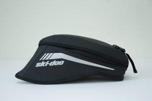 ski-doo  Linq  Ergo  Summit  Seat  Bag  860201355  Col:BLK