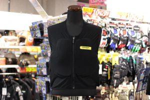 お手持ちのジャケットの下にこれを着れば もうライディングジャケットは必要ない~!?【KOMINE/コミネ】「ボディプロテクター/SK-694」「アーマードトップインナーウエア/SK-625」