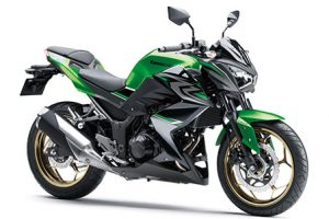 Z250 ABS Special Edition