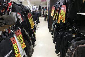 店内在庫のジャケット類、20~30%OFFセール中☆