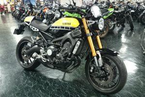 XSR900 60th Anniversary
