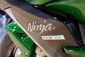 Ninja H2 SX SE 入荷