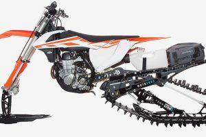 MOTOTRAX(モトトラックス) MOUNTAIN129 スノーバイクキット