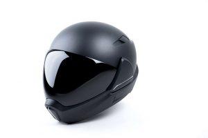 未来のヘルメット