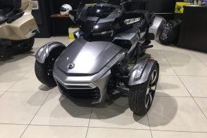 SPYDER F3-T SE6