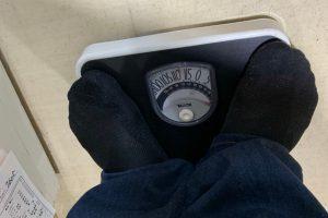体重進捗②
