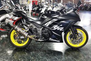 Ninja250 ABS SE
