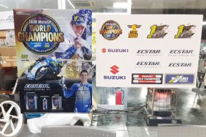 2020 MotoGP WORLD CHAMPIONS
